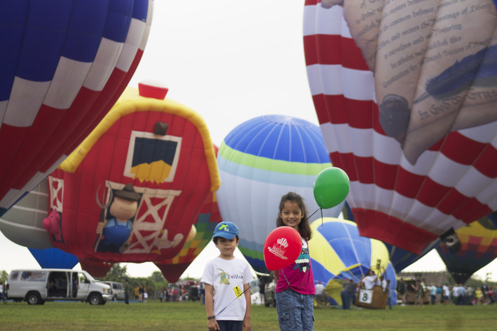 Balloons Over Paradise Festival. Photo: Paula Bendfeldt-Diaz. All Rights Reserved.