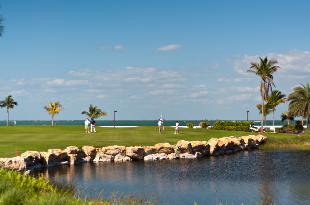 2011 Day After the Masters Event at Captiva's South Seas Island Resort.