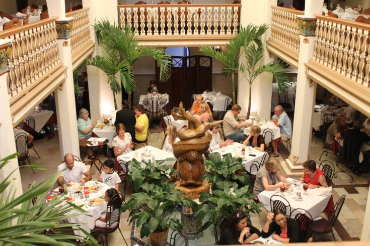 The Columbia Restaurant A Magnificent Family Experience