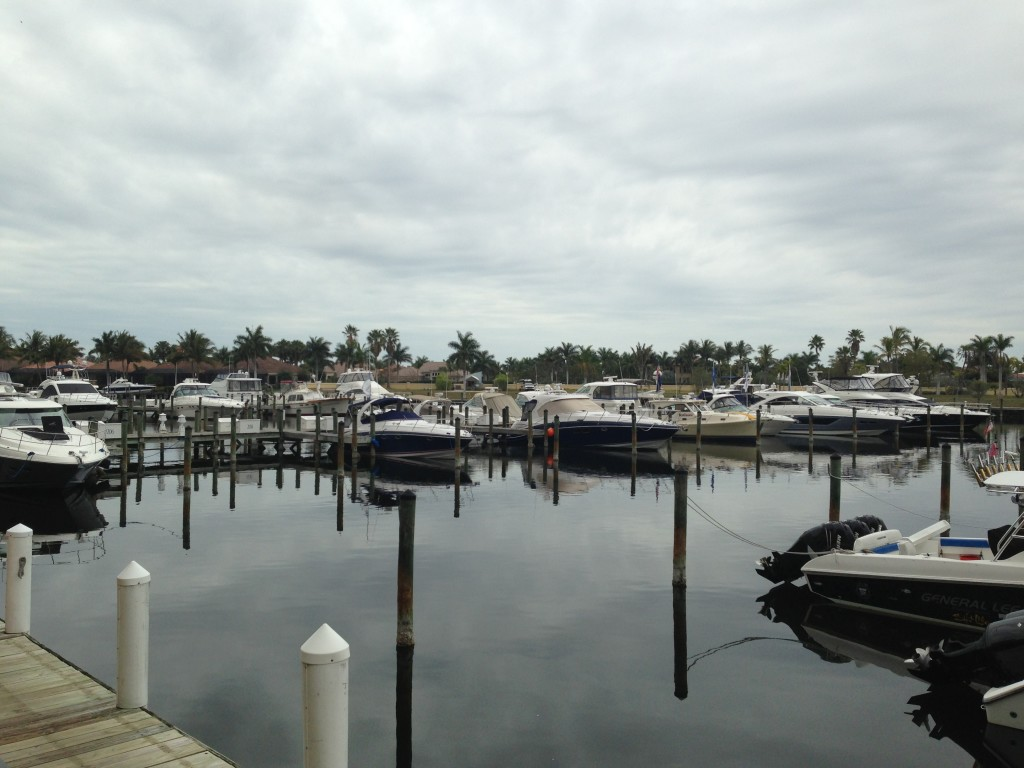 Waterfron Dining Cape Coral