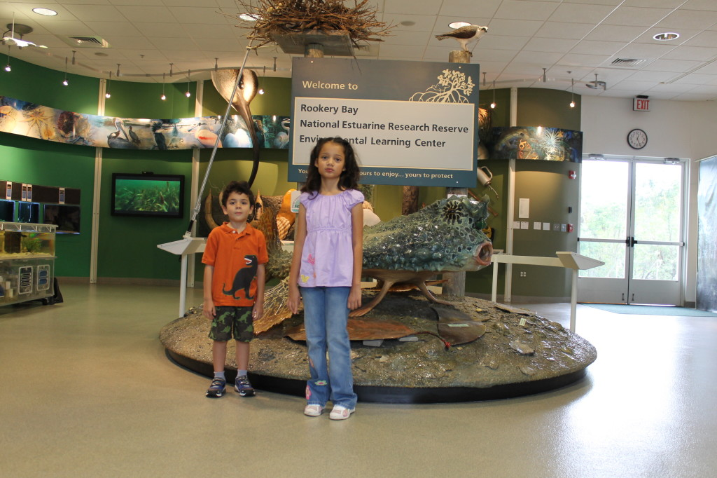 Rookery Bay Visitor Center