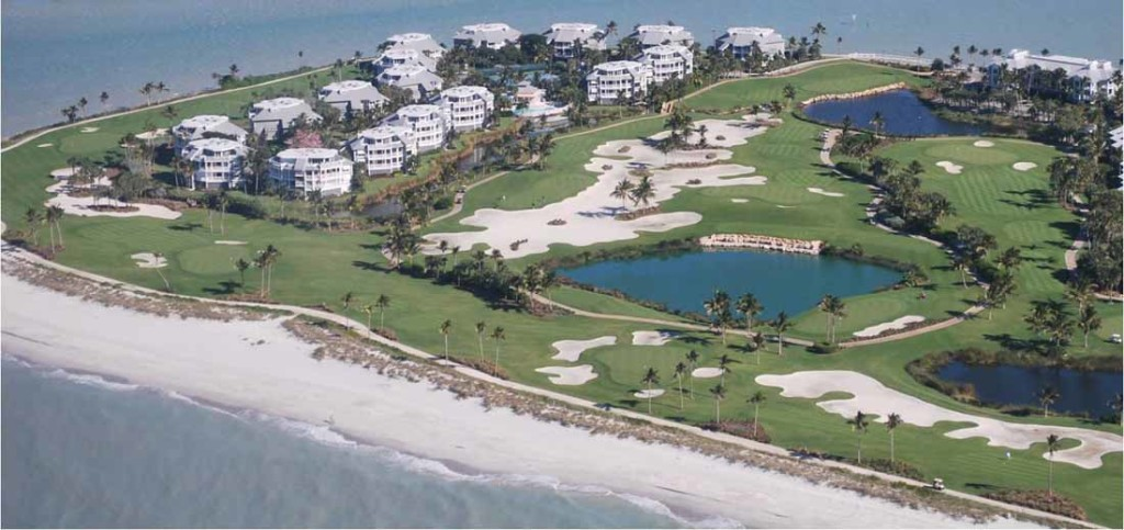 South Seas Island Resort in Captiva. Photo: Courtesy South Seas Island Resort.