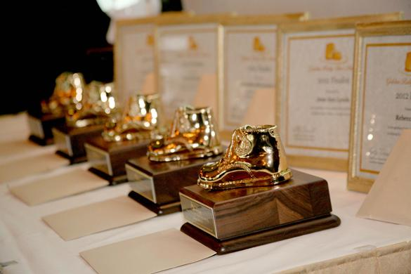 4th Annual Golden Baby Shoe Awards