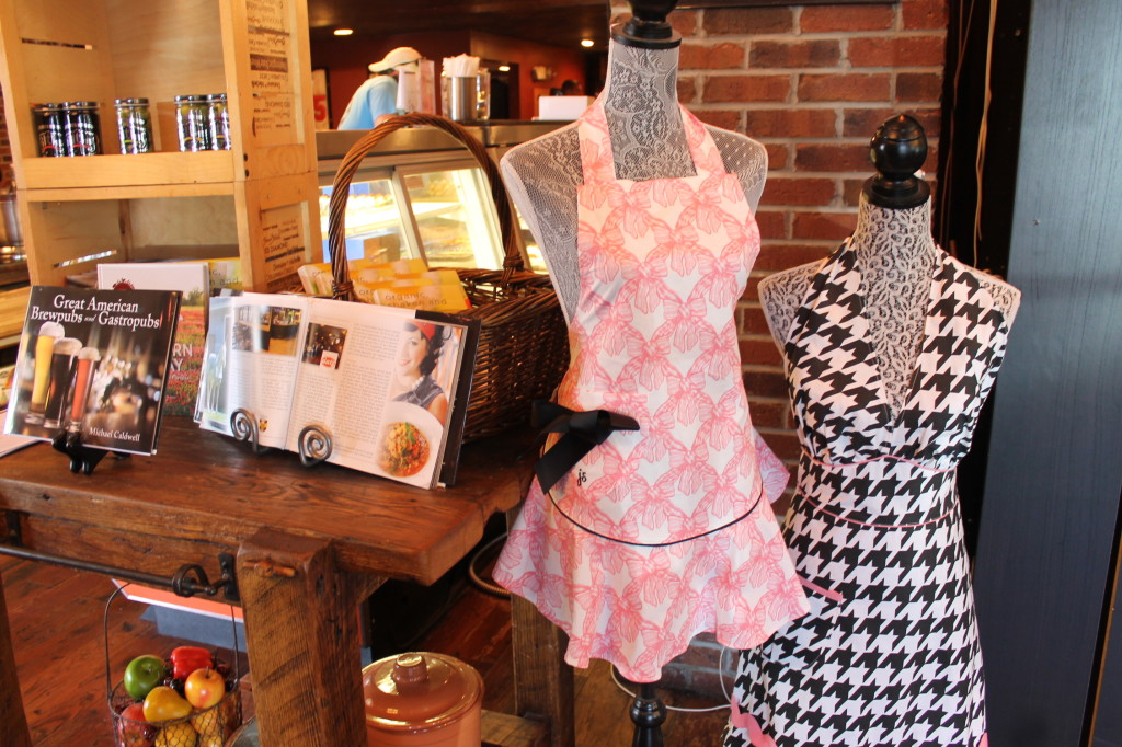 cute and elegant aprons