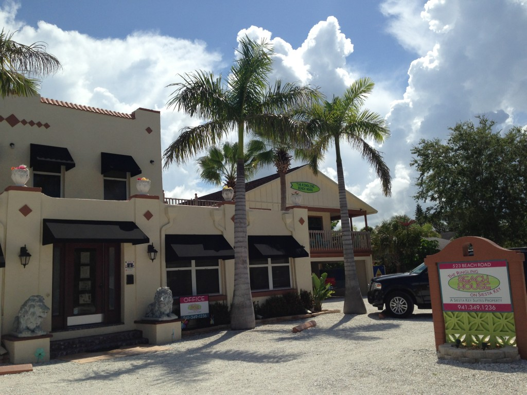 The Ringling House Hotel in Siesta Key