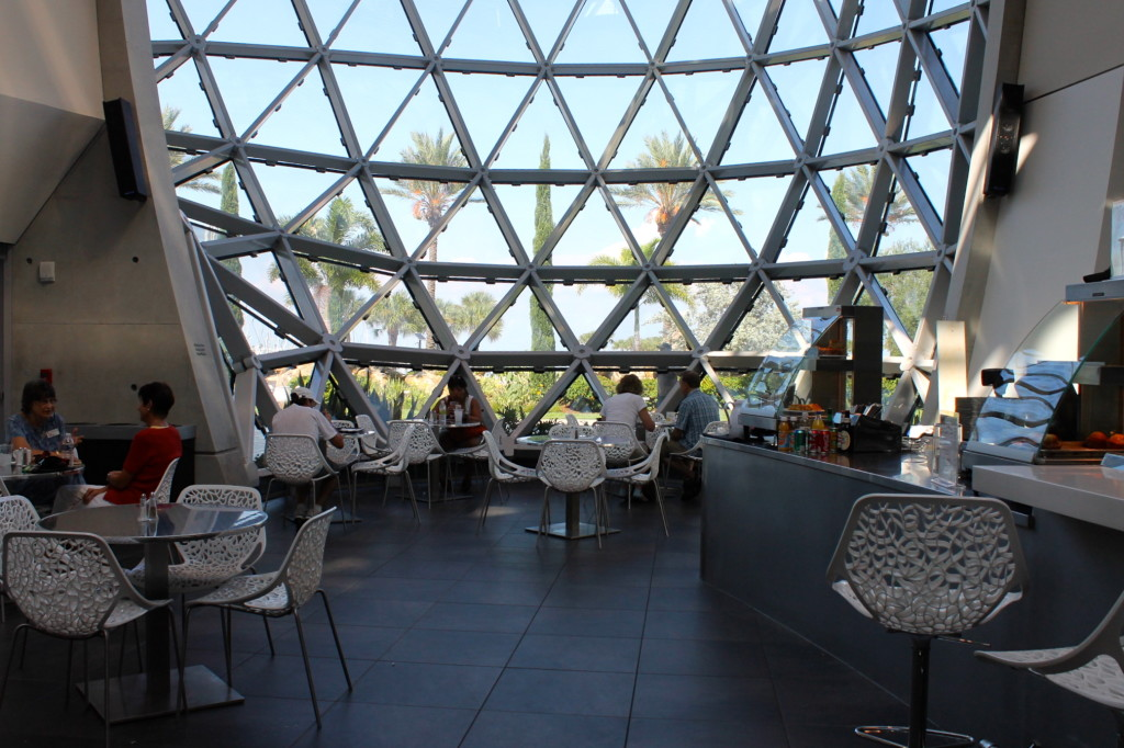 Th Dali Museums restaurant