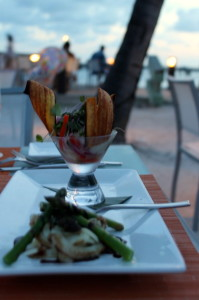 Sun Sun Restaurant Casa Marina Key West Sunset Dinner