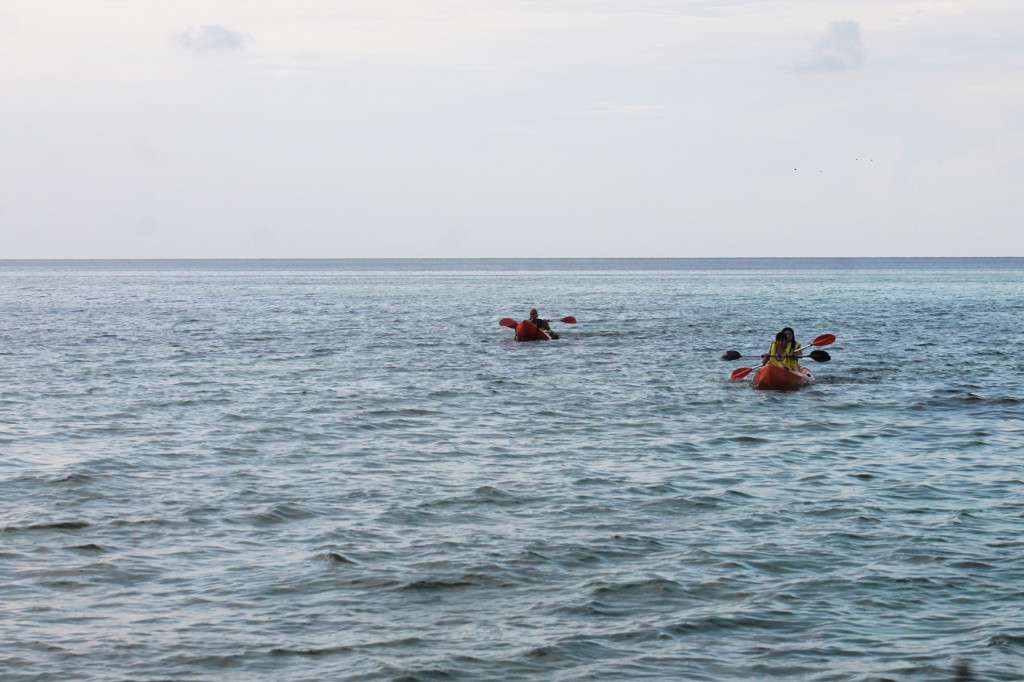 Fury Key West sea kayaking