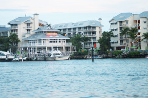 Hyatt Key West Resort and Spa view of hotel from the water