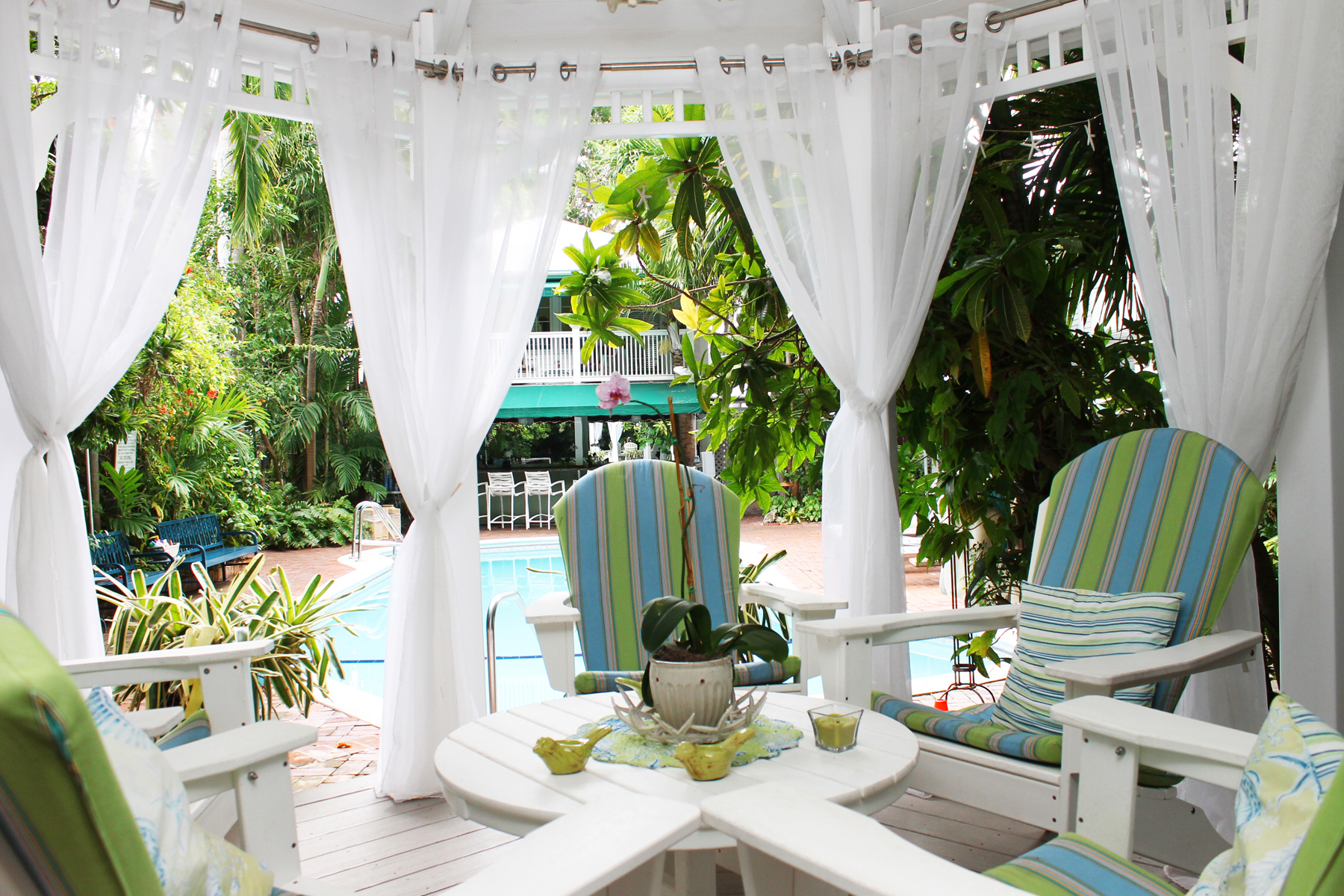 Exceptional The Gardens Hotel Key West. Photo: Paula Bendfeldt Diaz, All Rights  Reserved.