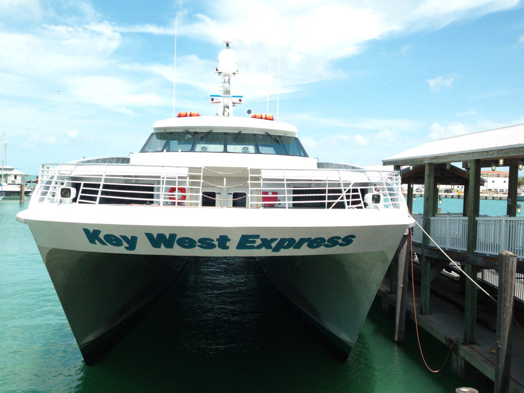 the Key West Express