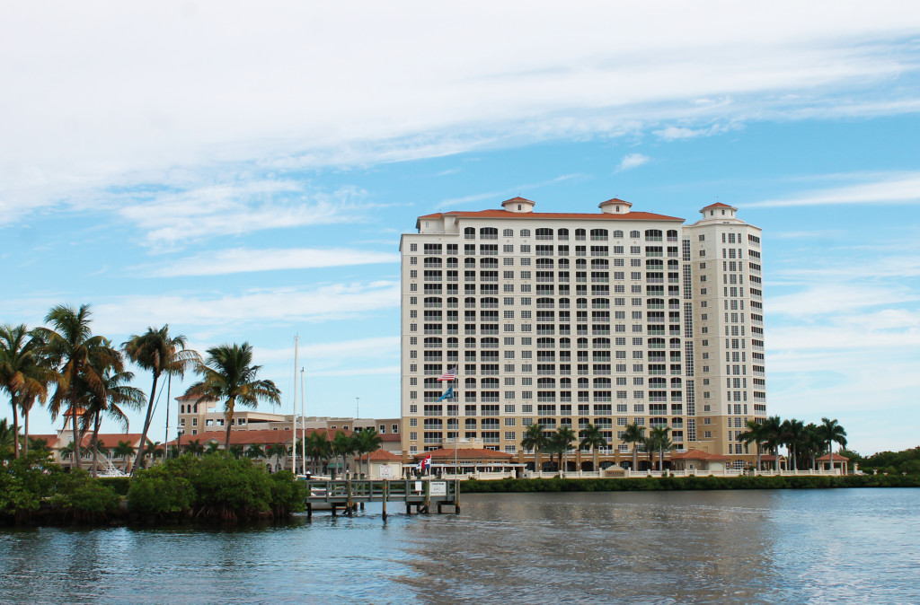 Westin Cape Coral Resort at Marina Village hotel Tarpoon Point