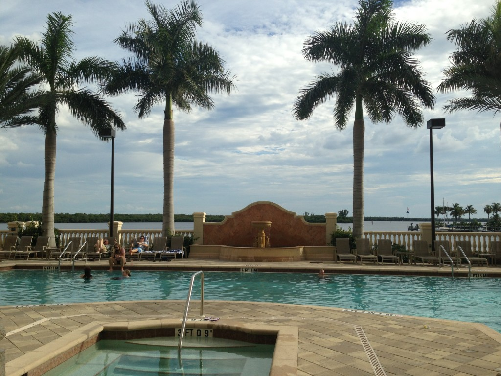 Westin Cape Coral Resort at Marina Village pool