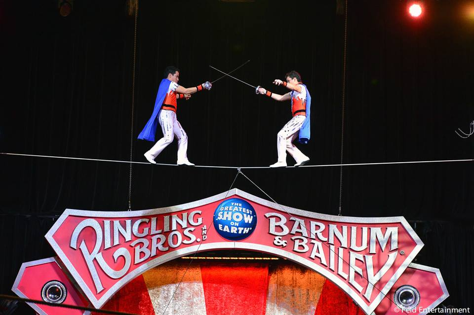 Ringling Bros. and Barnum & Bailey Circus Heroes