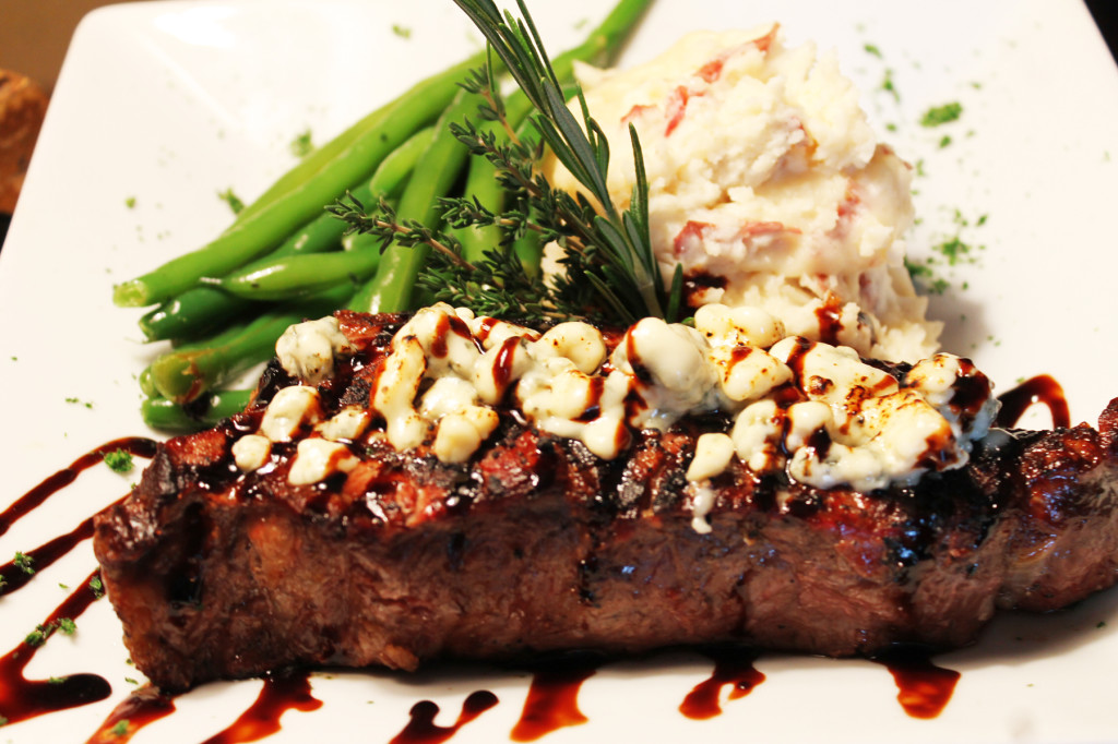 New York Strip steak Brew Babies Cape Coral
