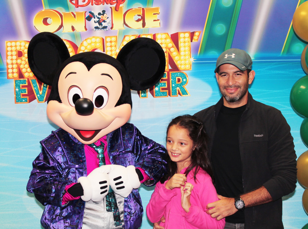 Disney on Ice Rockin Ever After Meet and Greet with Mickey