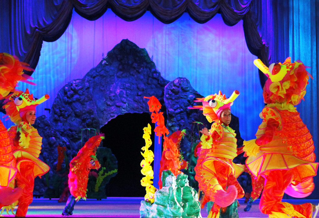 Disney on Ice Rockin Ever After show