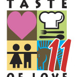 Taste of Love 11 Logo