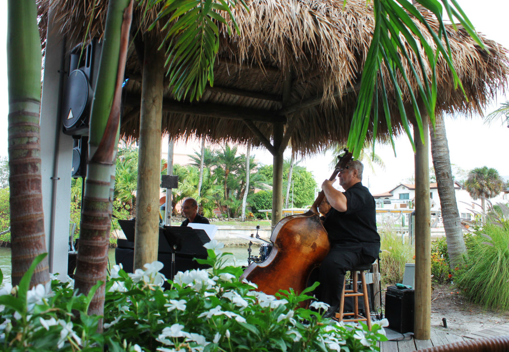 live music Matanzas waterfront restaurant Fort Myers Beach