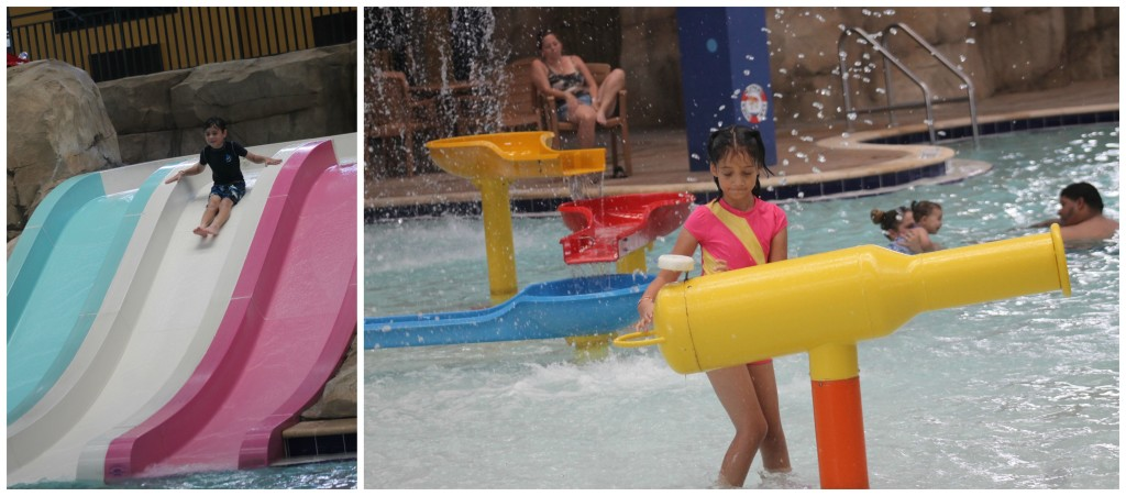 CocoKey Resort water park