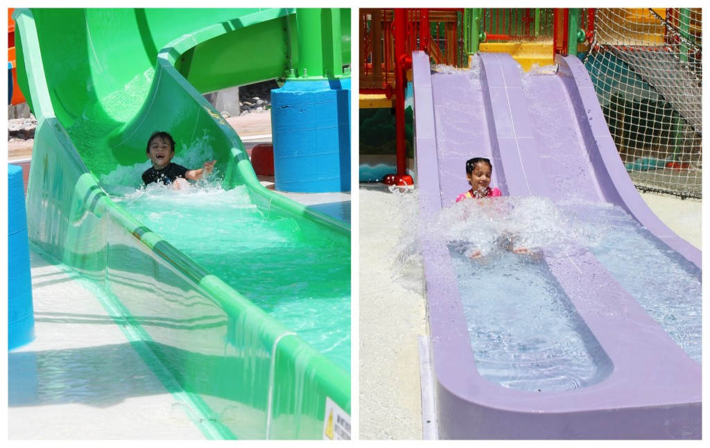 Water Slides CocoKey Resort Orlando