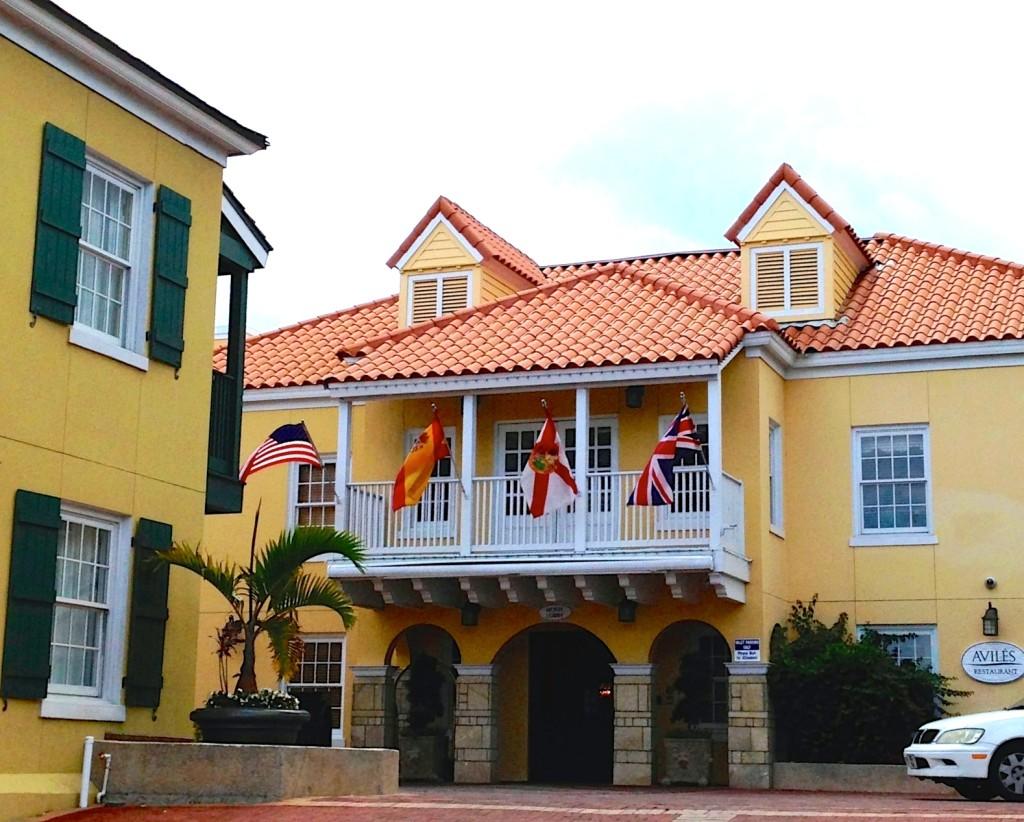 Hilton St Augustine Historic Bayfront