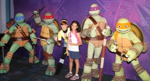 Teenage Mutant Ninja Turtles Meet and Greet at Nick Hotel