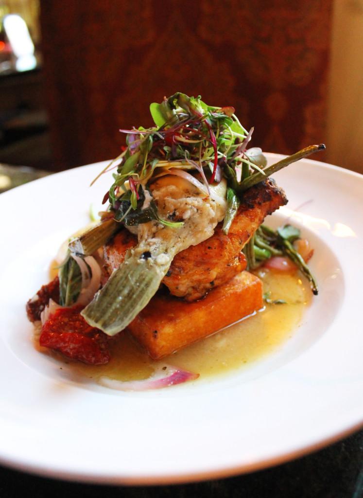Hilton St Augustine Historic Bayfront  Avilés Restaurant