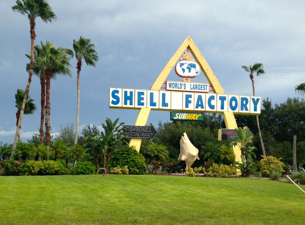 the Shell Factory Fort Myers