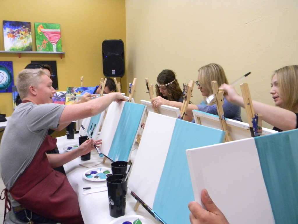 Painting With A Twist in Fort Myers