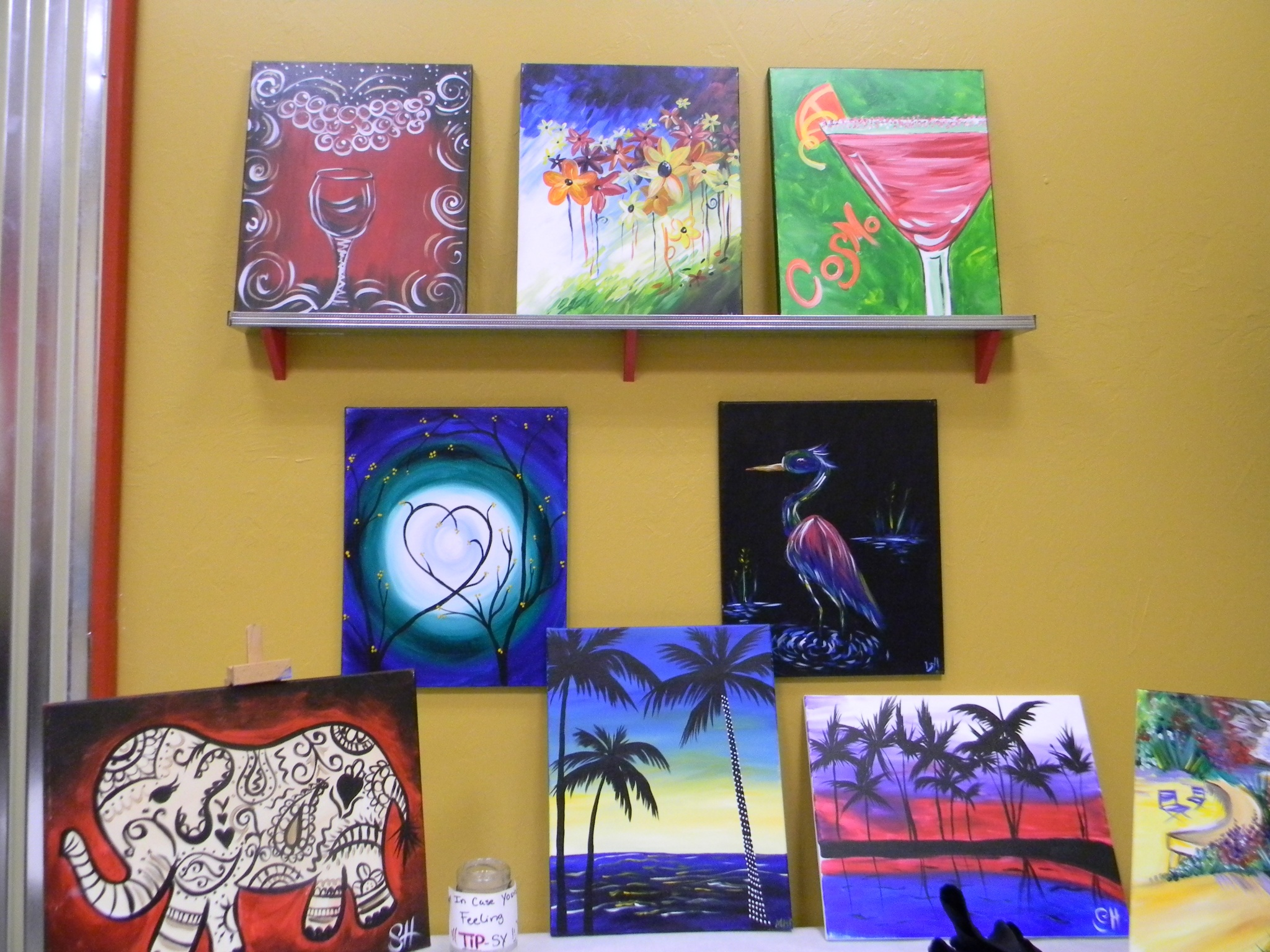 painting with a twist fort myers - Things For Kids To Paint
