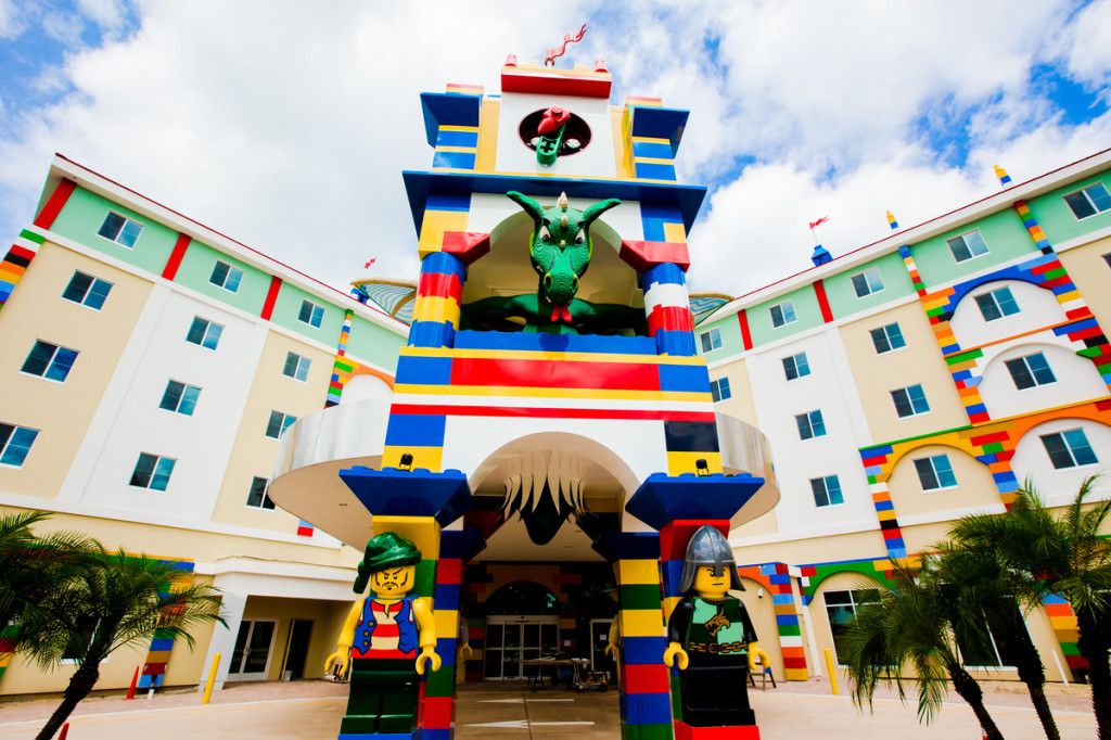 LEGOLAND HOTEL NEARS COMPLETITION