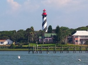 Saint Augustine light house