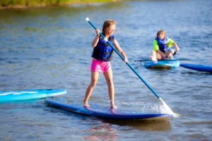 paddle boarding summer camp Southwest Florida