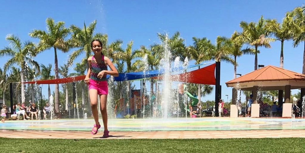 Fellowship Park Cape Coral,  Best Water Play Parks in Southwest Florida