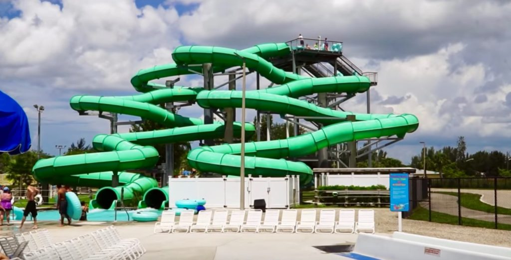 Sun Splash waterpark Cape Coral, Best Water Play Parks in Southwest Florida