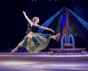 Disney On Ice presents Frozen - March 2019 - Anna - For the First Time in Forever
