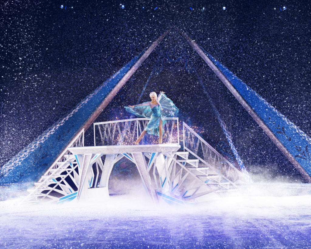 Disney On Ice presents Frozen - March 2019 - Mickey, Minnie, Donald and Goofy