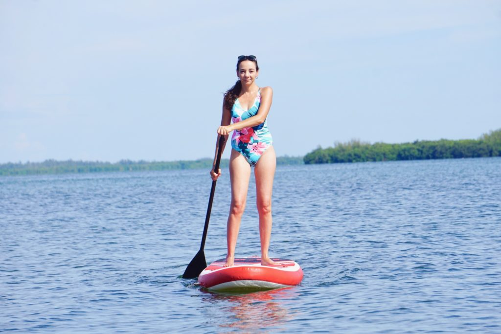 Best places for paddle boarding in Southwest Florida